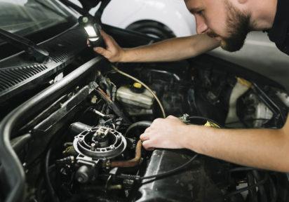 Tecnología de mecánica automotriz