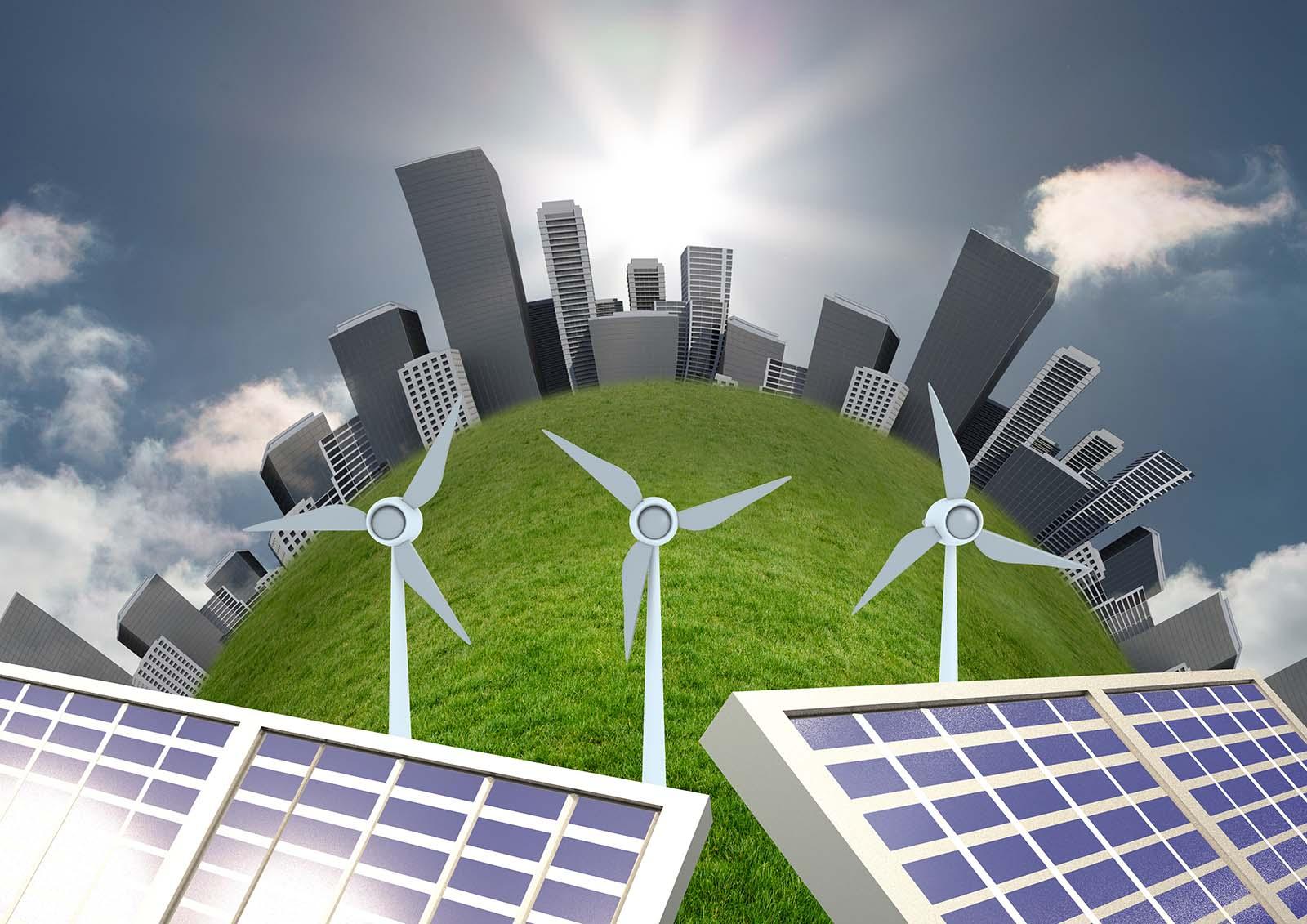 ¿Por qué estudiar electricidad con energías renovables?