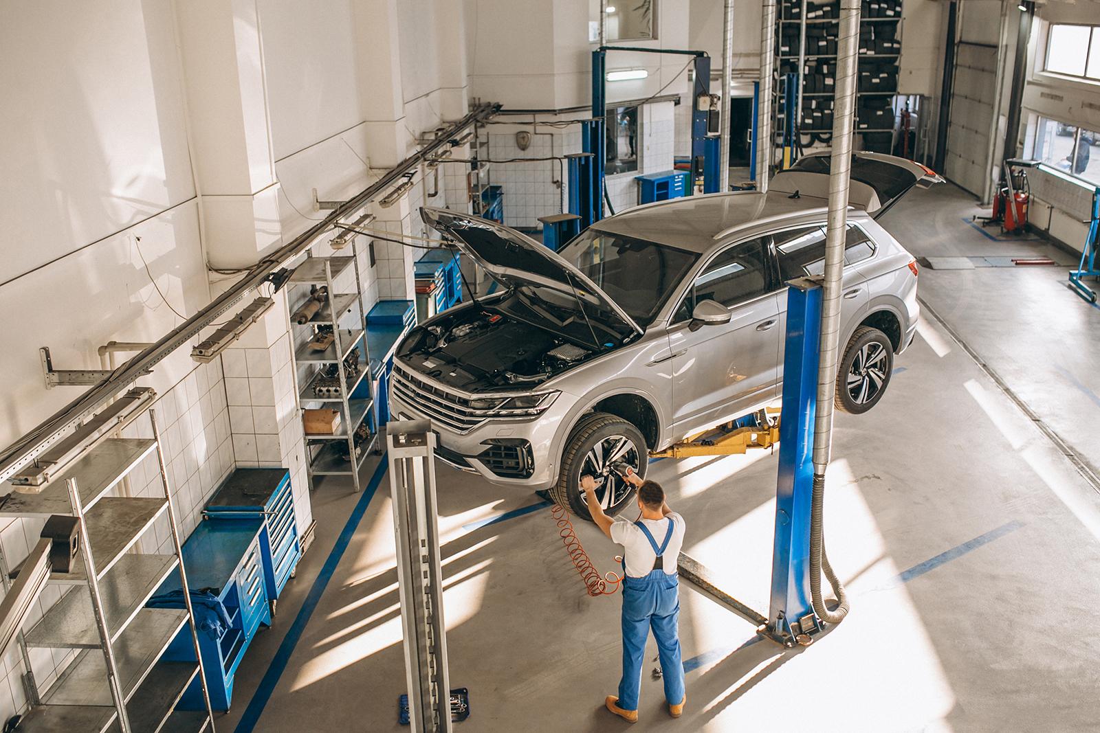 ¿Por qué estudiar mecánica automotriz?