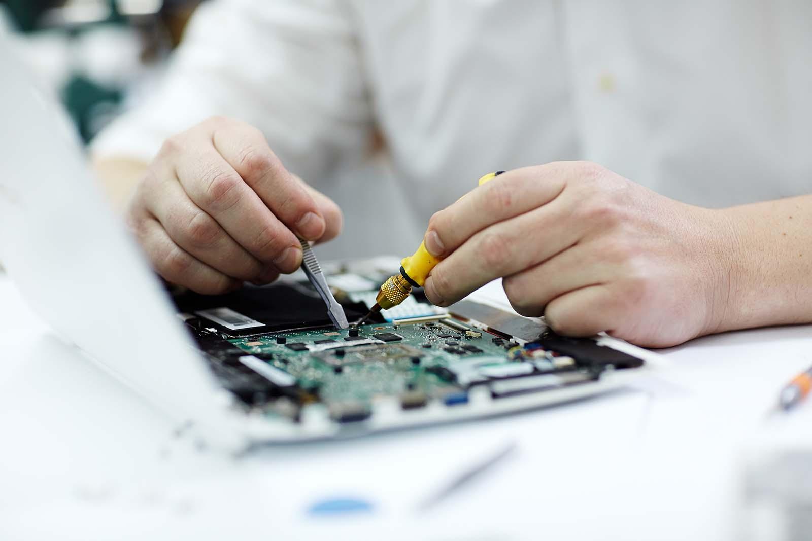 Cursos de reparación de computadoras